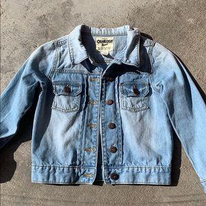 Oshkosh Girls Jean jacket